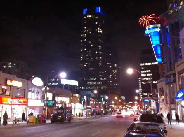Yonge and Eglinton Toronto