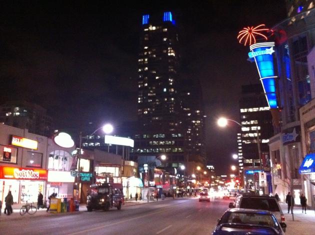 Yonge and Eglinton Toronto