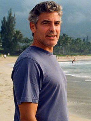 George Clooney - The Descendants