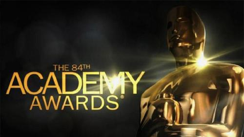 Oscars Academy Awards 2012